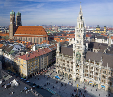 5 Sterne Hotels München