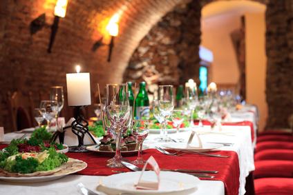 Dekoration Hotel Restaurant