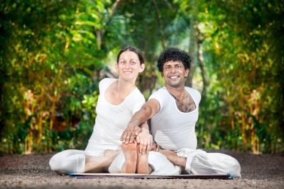 yoga reisen indien