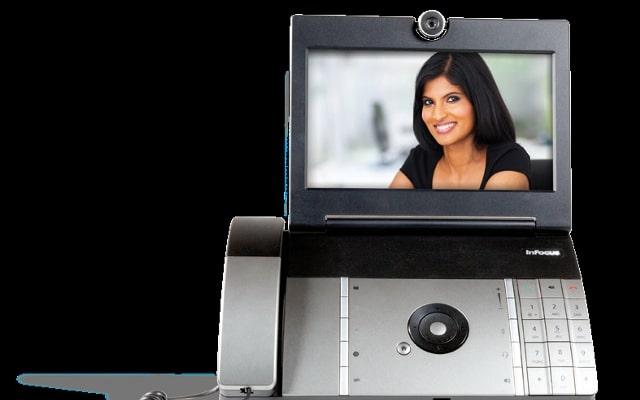 Das InFocus MVP100 Video Phone - Foto: (c) infocus.info