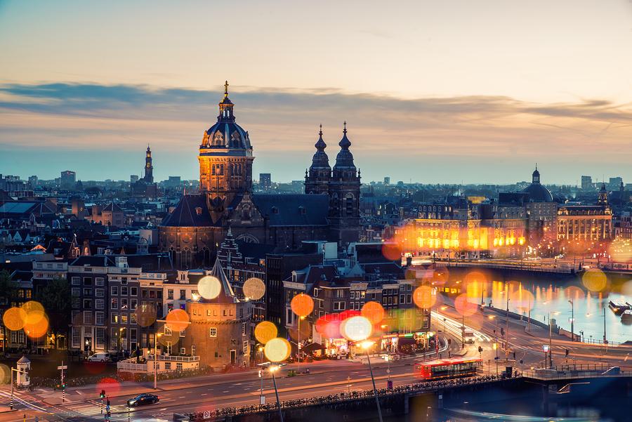 Amsterdamm ist immer eine Reise wert