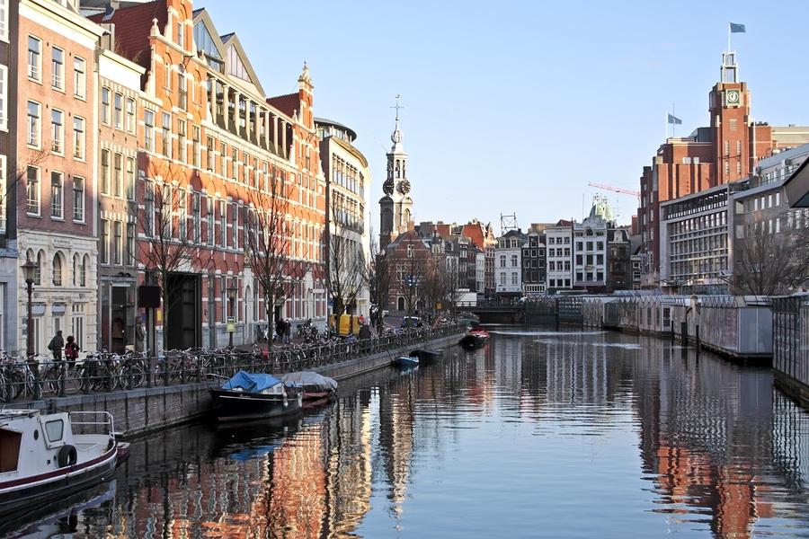 Amsterdamm Grachtenfahrten