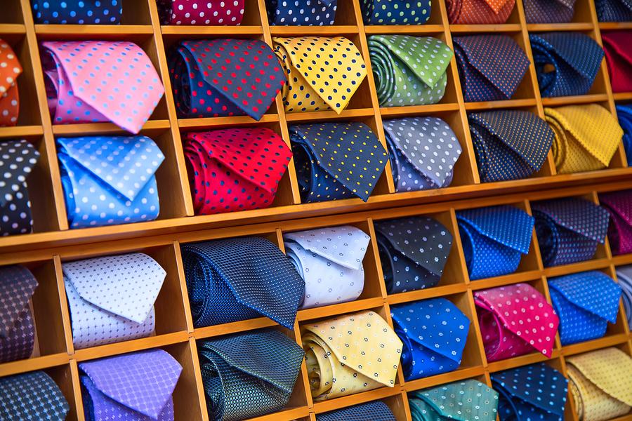 Herrenmode Krawatte