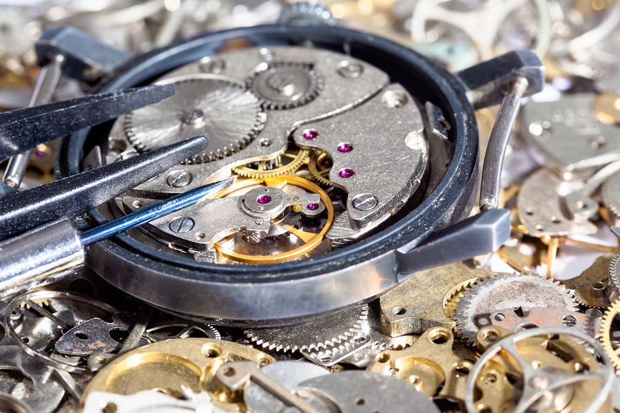 Uhren Ersatzteile