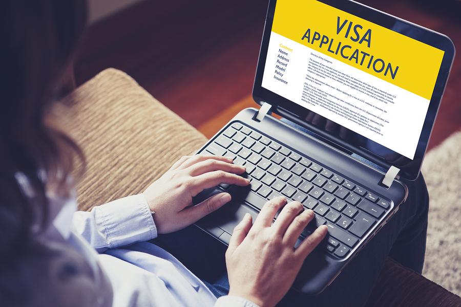 Einreiseformular für Australien ausfüllen